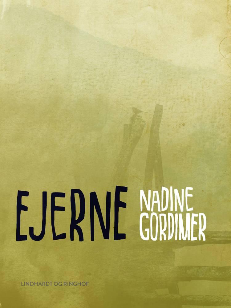 Ejerne af Nadine Gordimer
