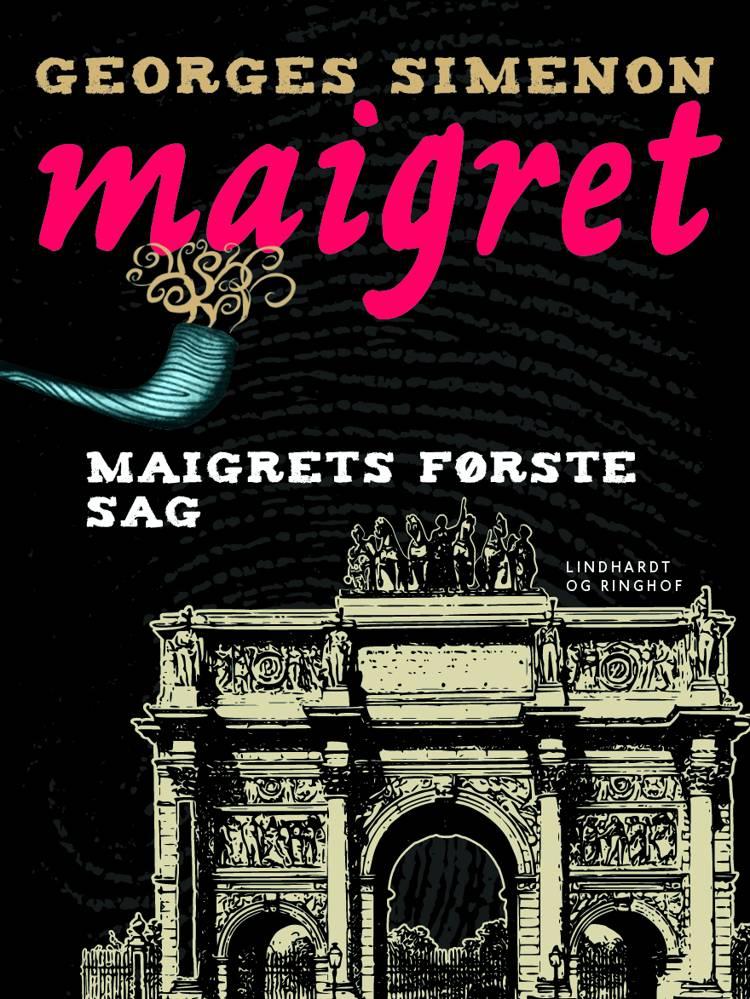 Maigrets første sag af Georges Simenon