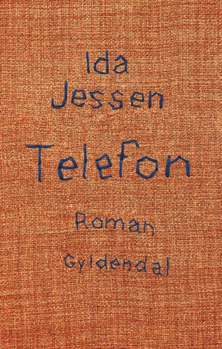 Telefon af Ida Jessen – anmeldelser og bogpriser - bog.nu