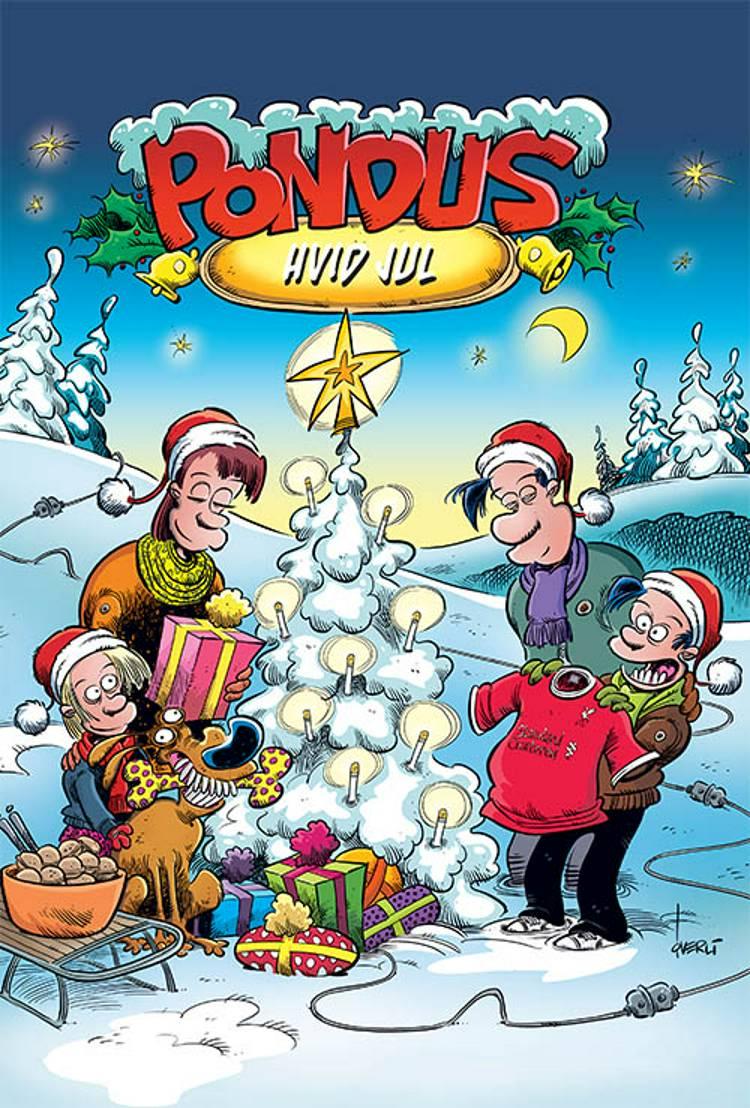 Pondus: Hvid jul af Frode Øverli