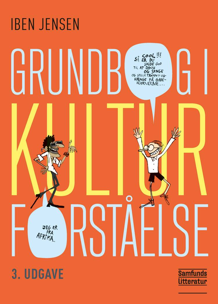 Grundbog i kulturforståelse af Iben Jensen