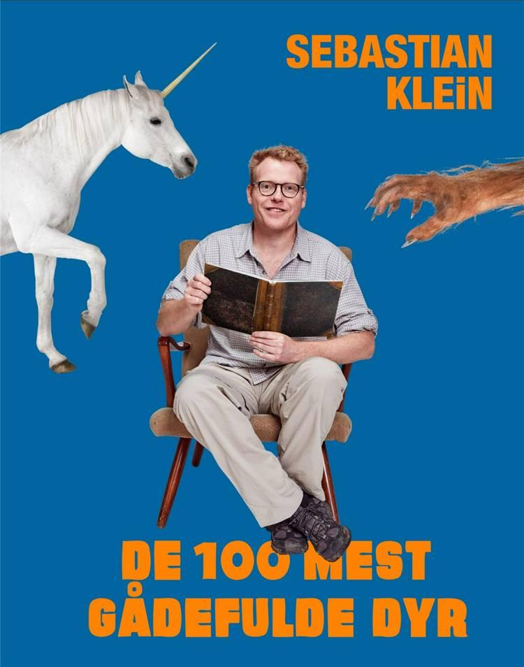 De 100 mest gådefulde dyr af Sebastian Klein