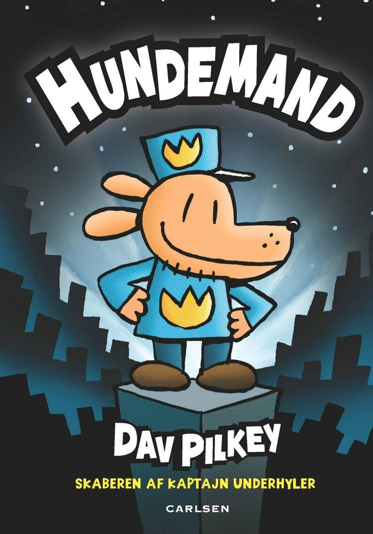 Hundemand af Dav Pilkey