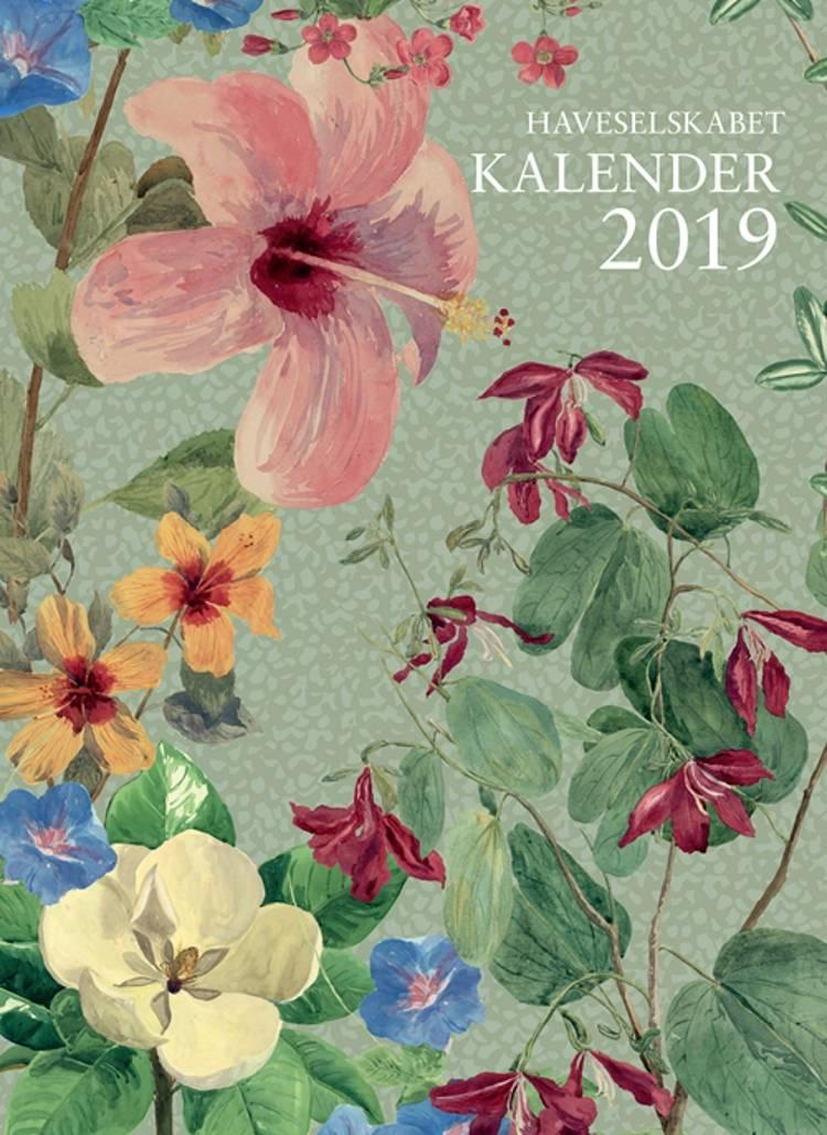 Haveselskabet Kalender 2019 af Gyldendal