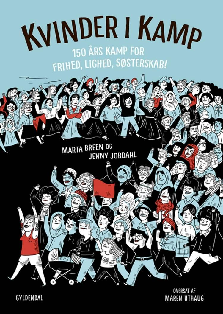 Kvinder i kamp af Marta Breen
