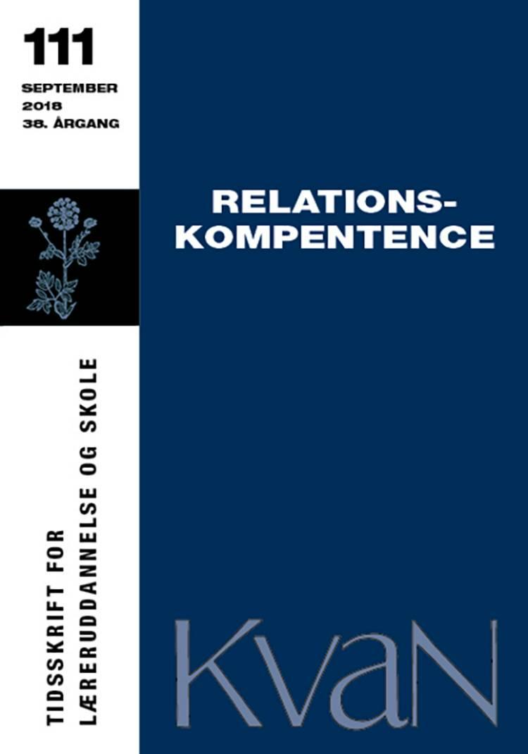KvaN 111 - Relationskompetence af Per Fibæk Laursen