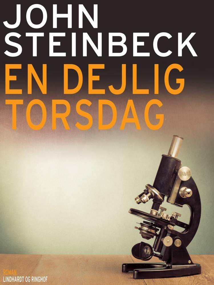 En dejlig torsdag af John Steinbeck