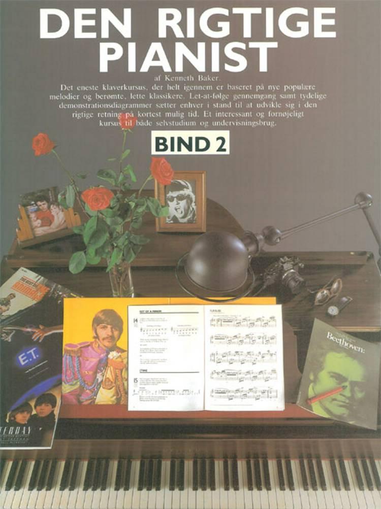 Den rigtige pianist 2 af Kenneth Baker