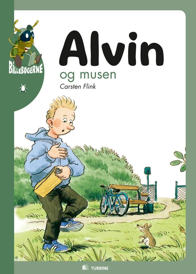 Alvin og musen af Carsten Flink