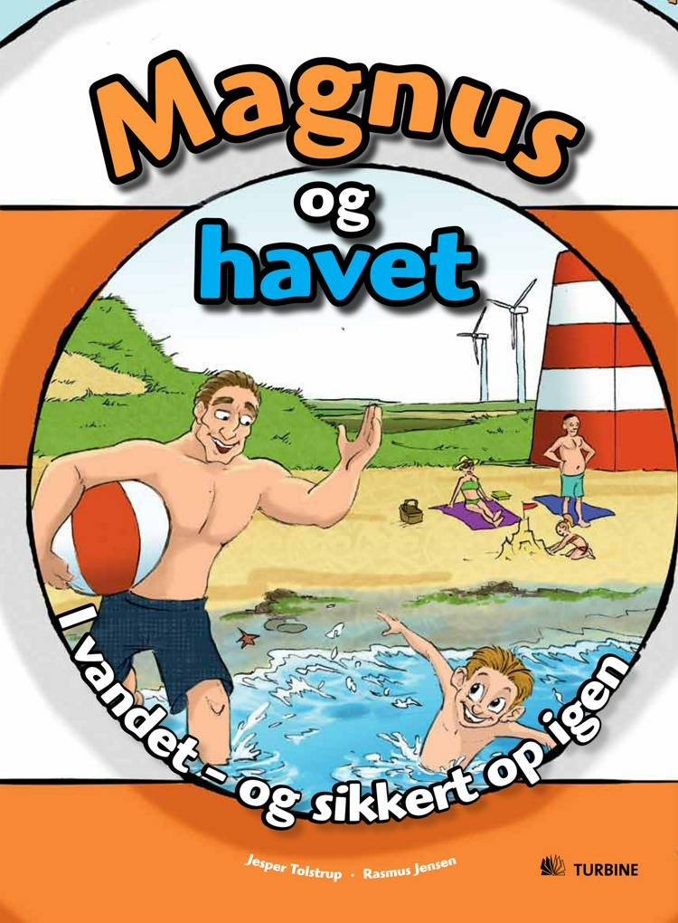 Magnus og havet af Jesper Tolstrup