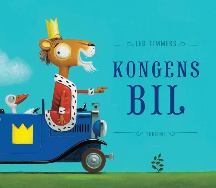 Kongens bil af Leo Timmers