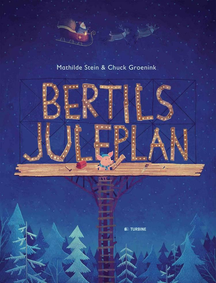 Bertils juleplan af Mathilde Stein