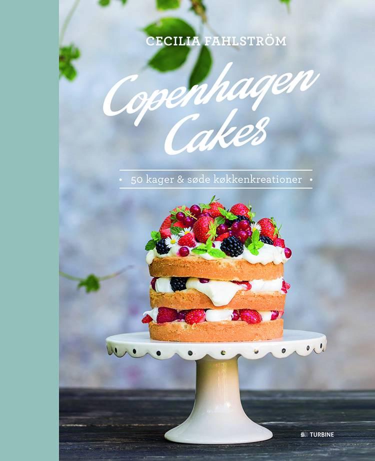 Copenhagen cakes af Cecilia Fahlström