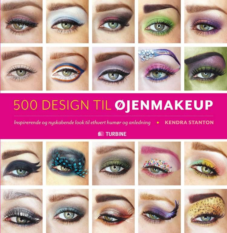 500 design til øjenmakeup af Kendra Stanton