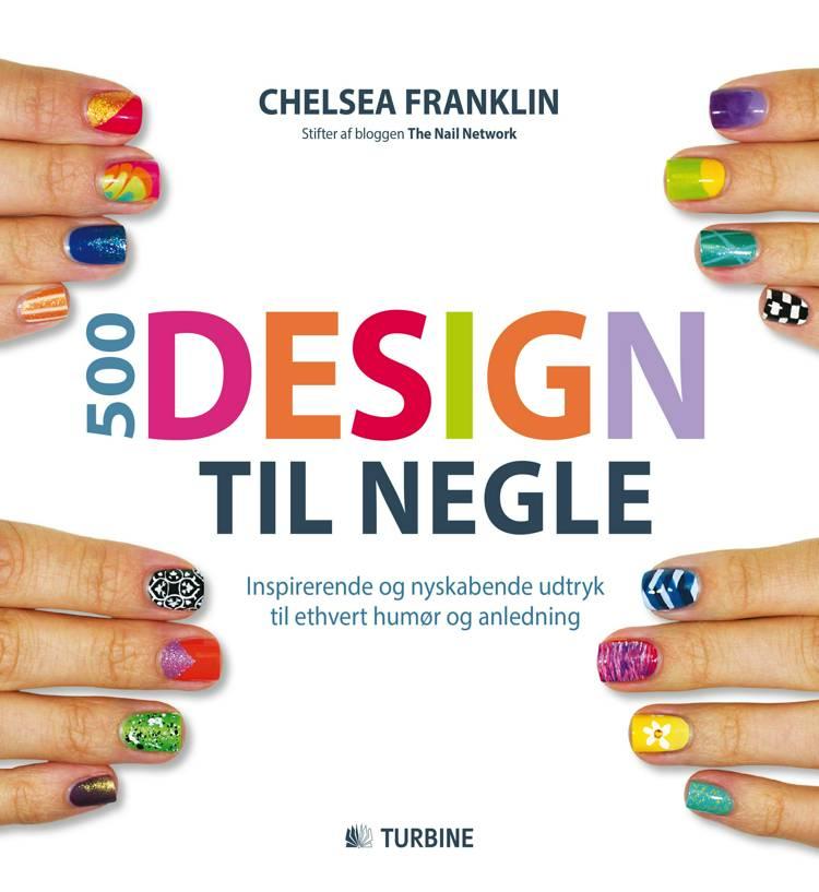 500 design til negle af Chelsea Franklin