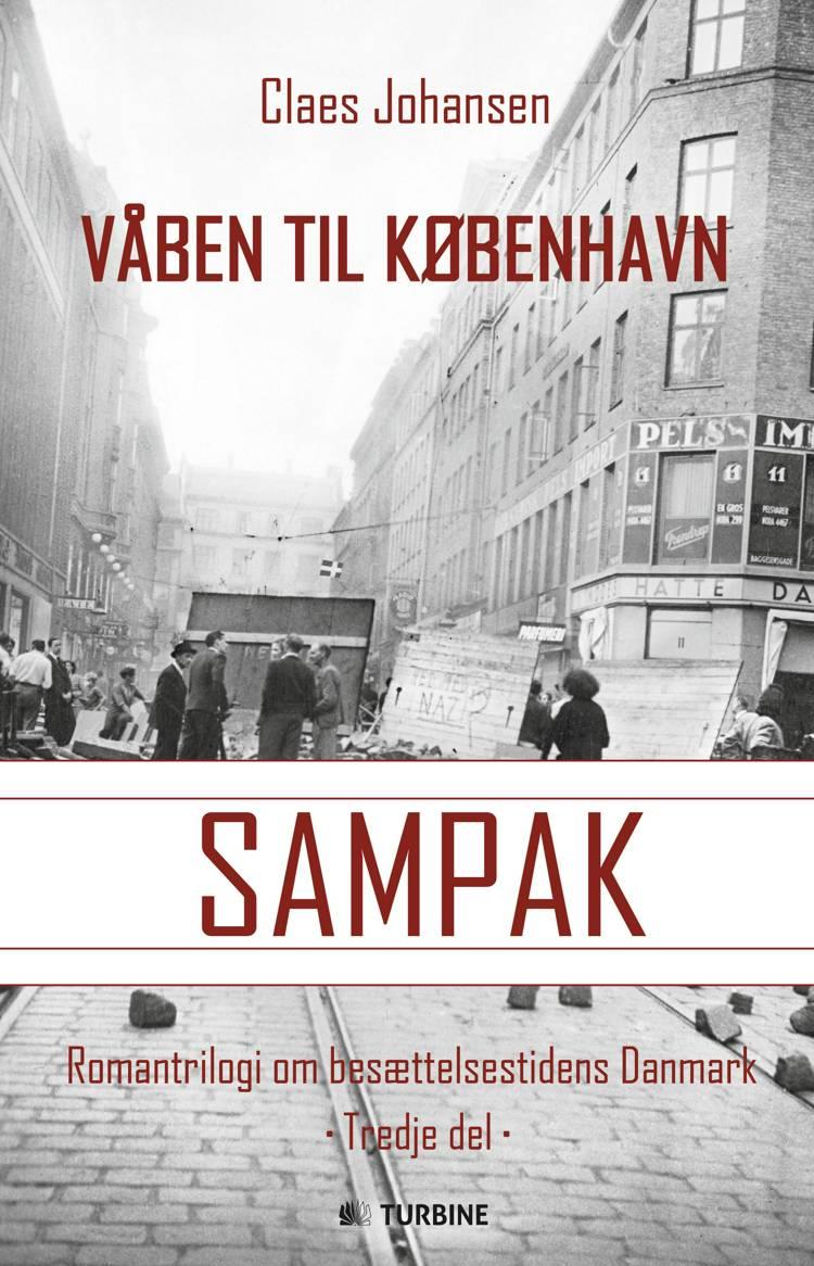 Våben til København-trilogien af Claes Johansen