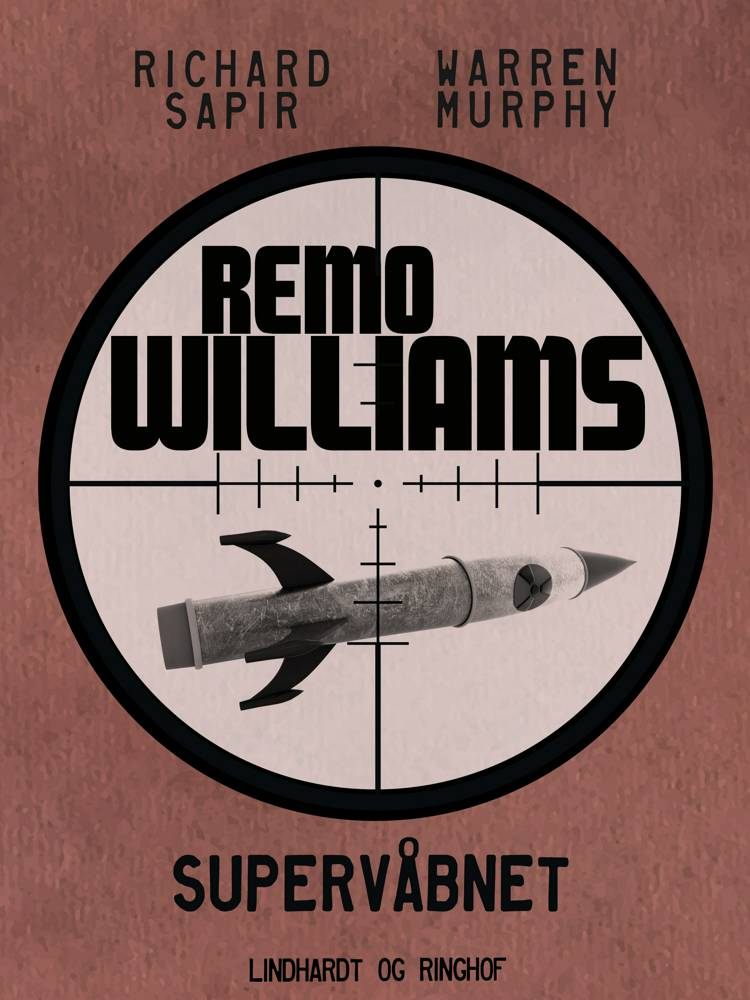 Supervåbnet af Warren Murphy og Richard Sapir