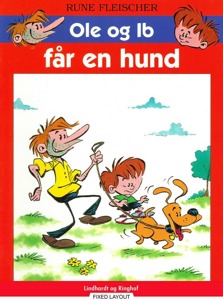 Ole og Ib får en hund af Rune Fleischer