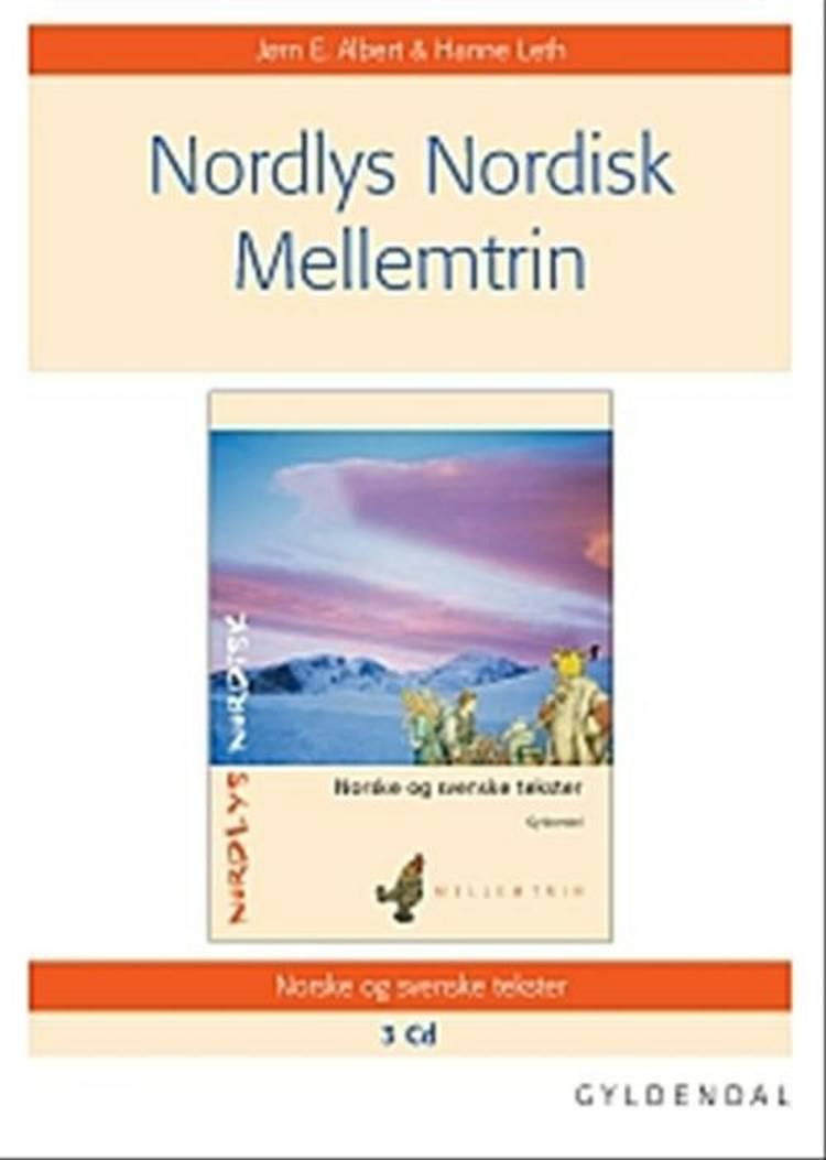 Nordlys nordisk. Mellemtrin. af Jørn E. Albert og Hanne Leth