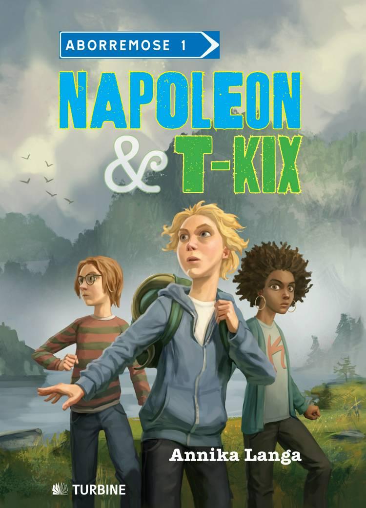 Napoleon & T-kix af Annika Langa