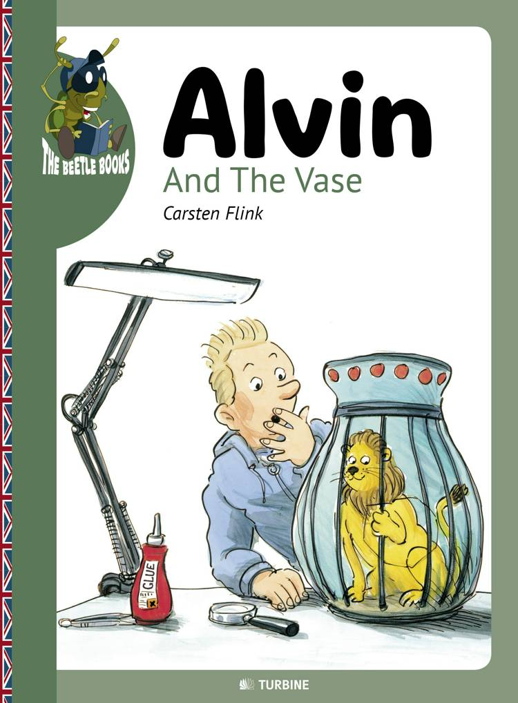 Alvin and the vase af Carsten Flink