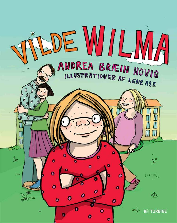 Vilde Wilma af Andrea Bræin Hovig