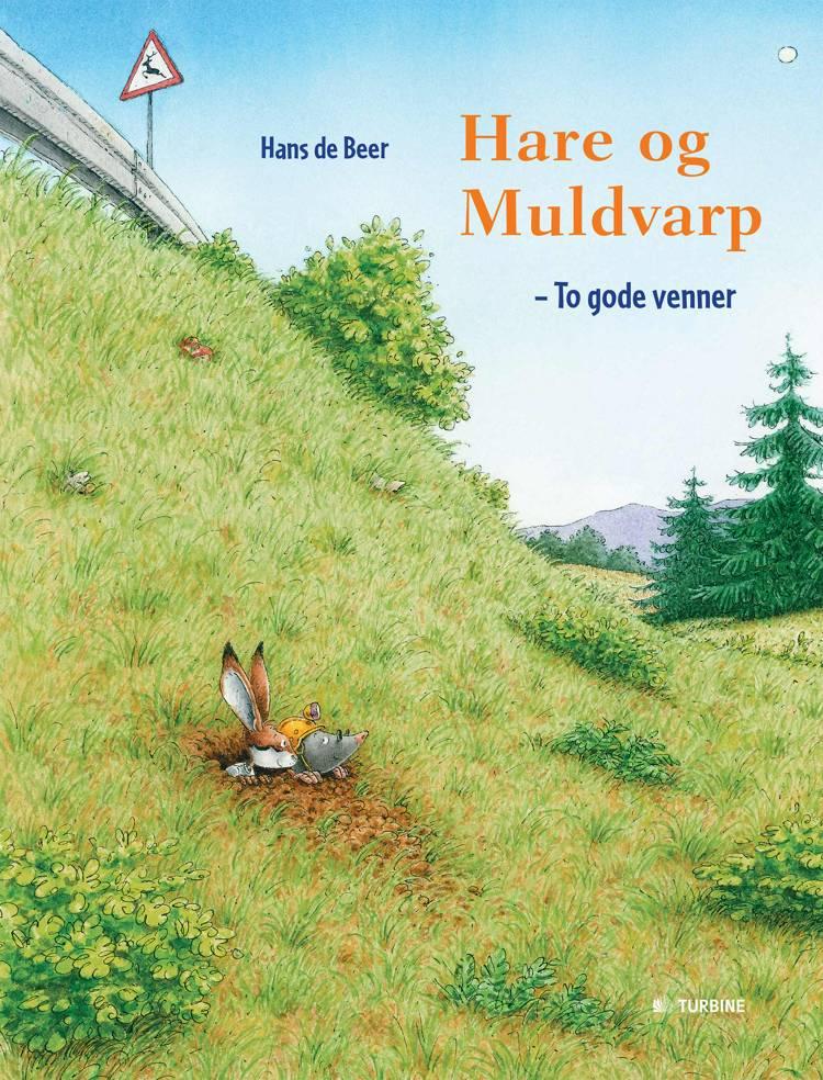 Hare og Muldvarp af Hans de Beer