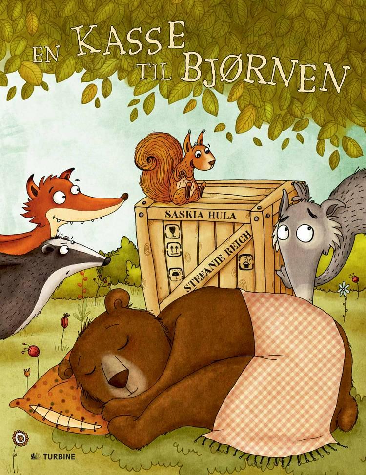 En kasse til bjørnen af Saskia Hula