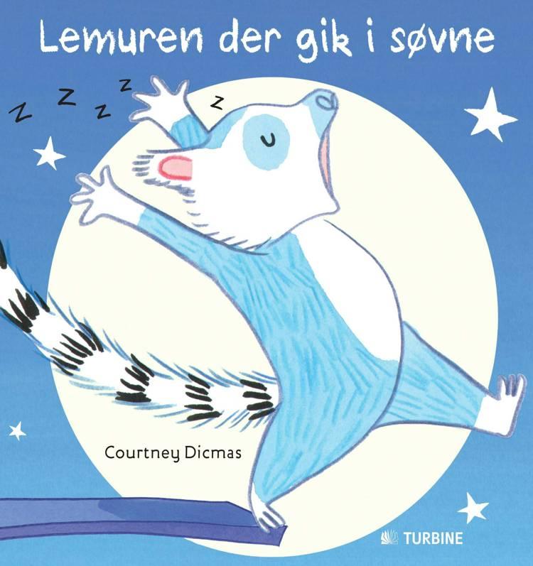 Lemuren der gik i søvne af Courtney Dicmas