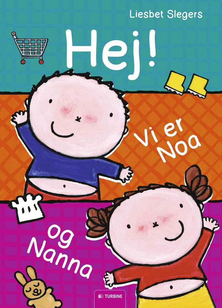 Hej! Vi er Noa og Nanna af Liesbet Slegers
