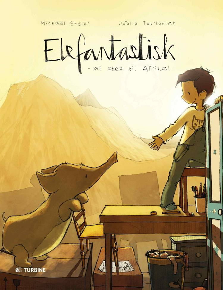 Elefantastisk - af sted til Afrika! af Michael Engler