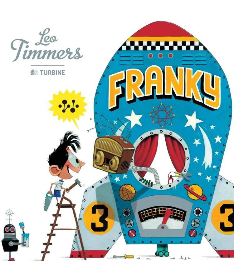 Franky af Leo Timmers