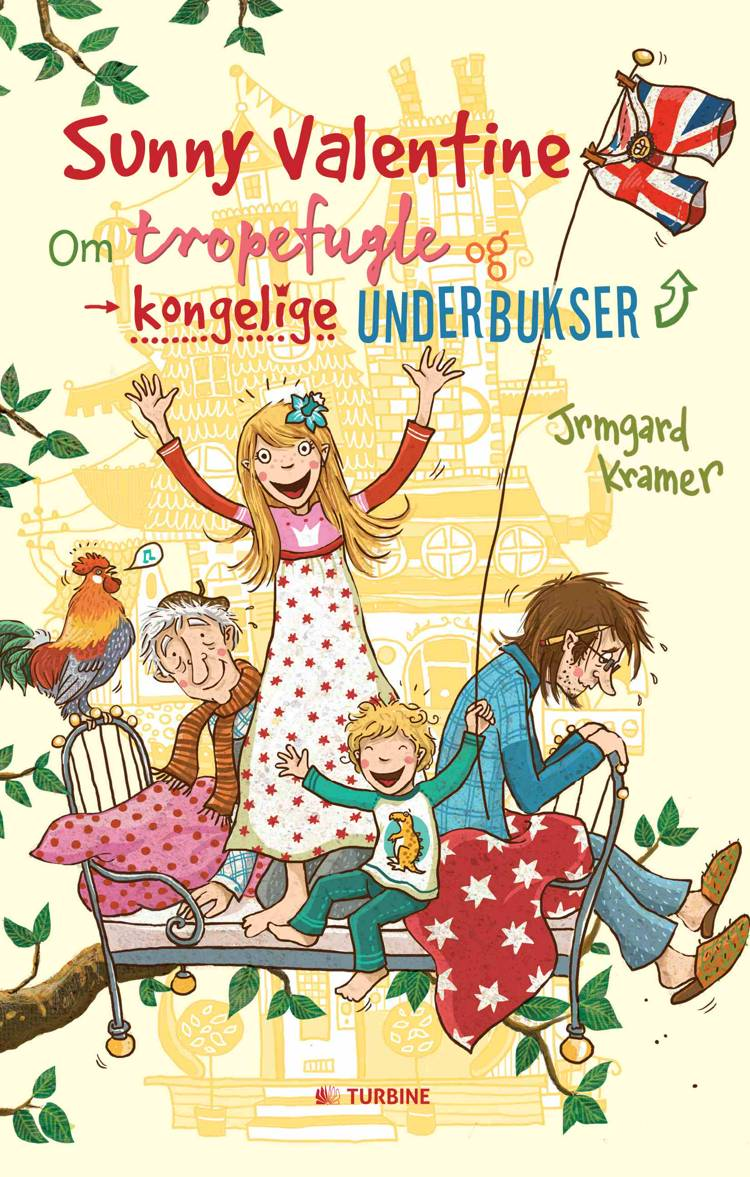 Sunny Valentine - om tropefugle og kongelige underbukser af Irmgard Kramer