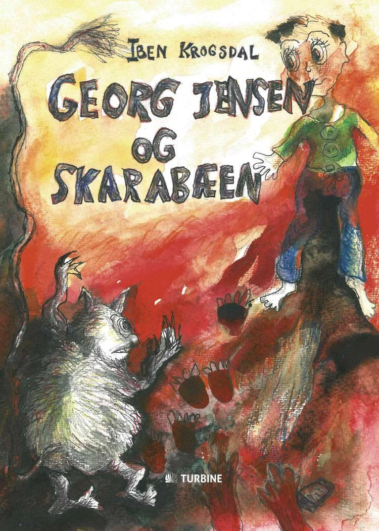 Georg Jensen og skarabæen af Iben Krogsdal