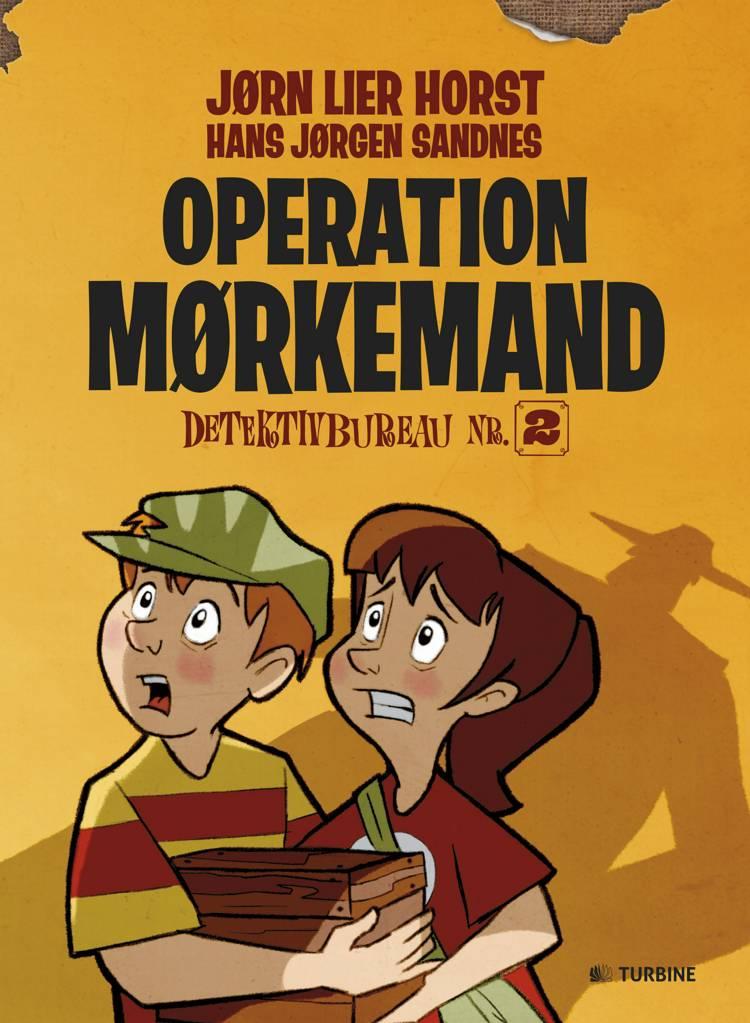 Operation Mørkemand af Jørn Lier Horst