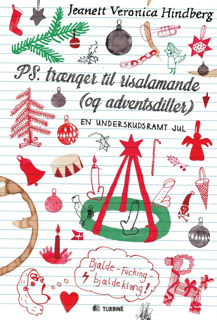 PS. trænger til risalamande (og adventsdiller) af Jeanett Veronica Hindberg