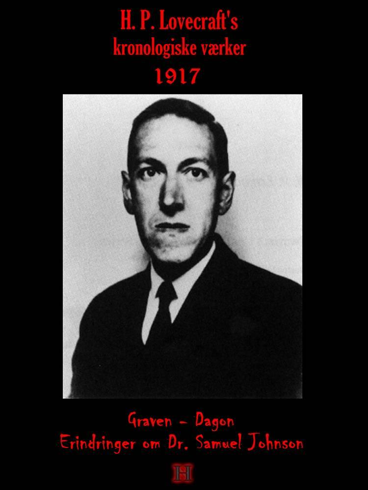 H.P. Lovecrafts kronologiske værker - 1917 af H. P. Lovecraft