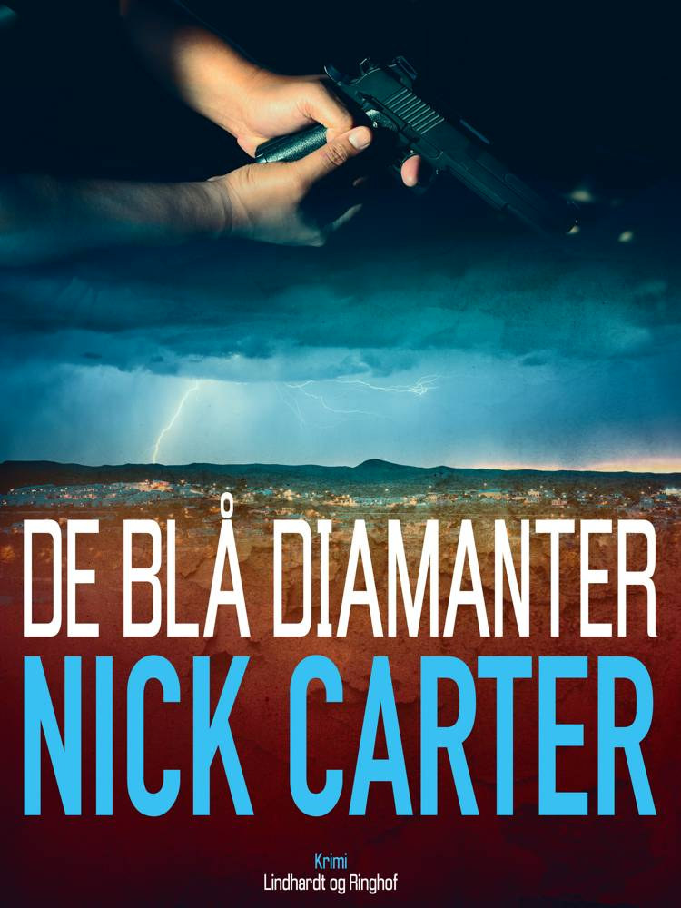 De blå diamanter af Nick Carter