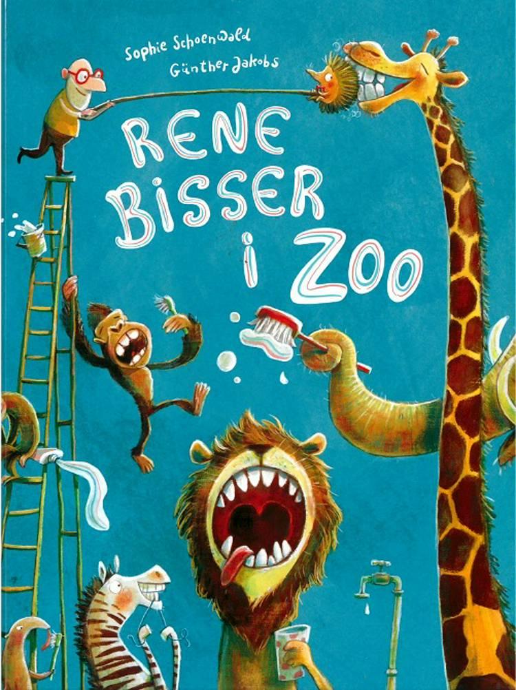 Rene bisser i Zoo af Sophie Schoenwald
