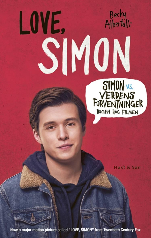 Love, Simon - filmudgave af Becky Albertalli