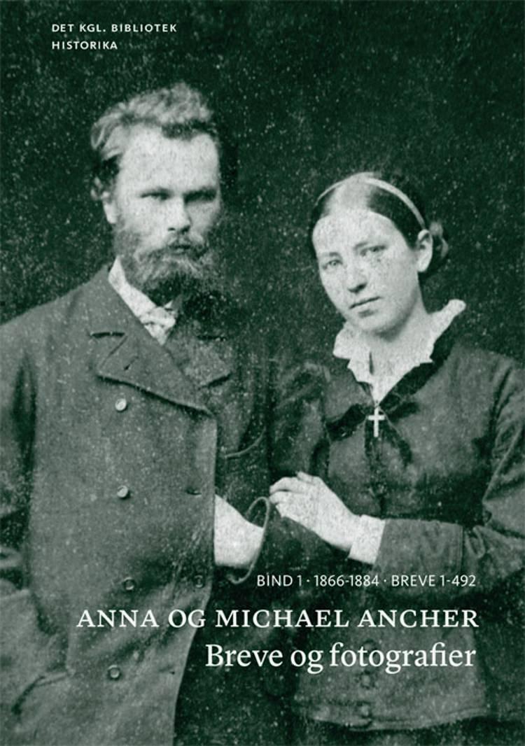 Anna og Michael Ancher af Elisabeth Fabritius