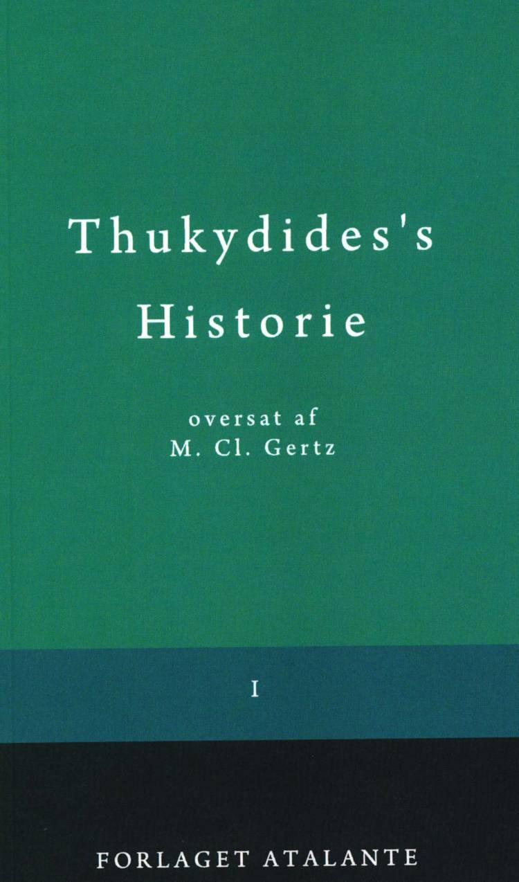 Thukydides's Historie I af Thukydid