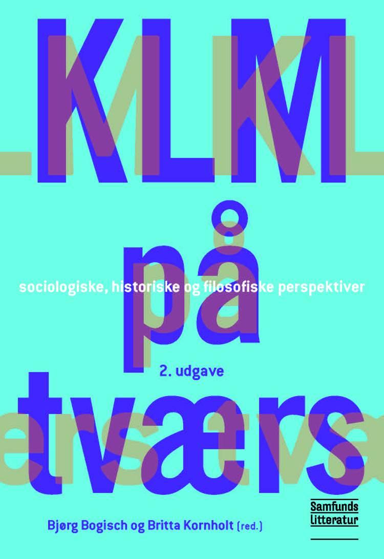 KLM på tværs af Bjørg Bogisch og Britta Kornholt
