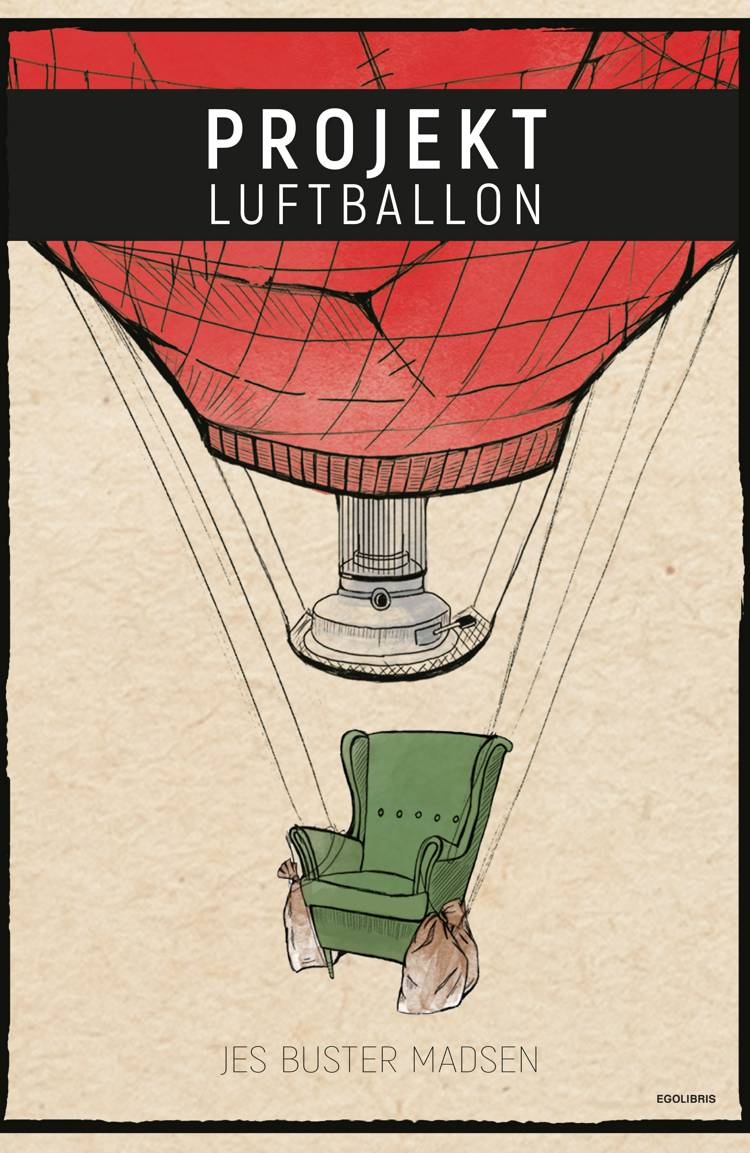 Projekt Luftballon af Jes Buster Madsen