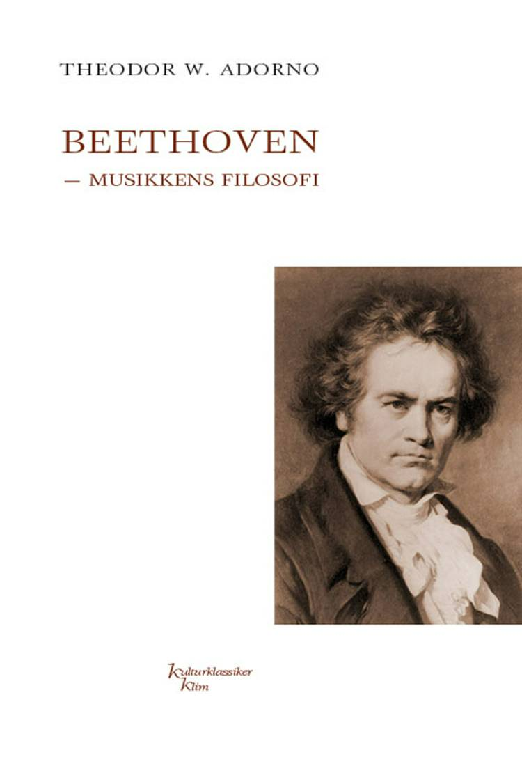 Beethoven af Theodor W. Adorno