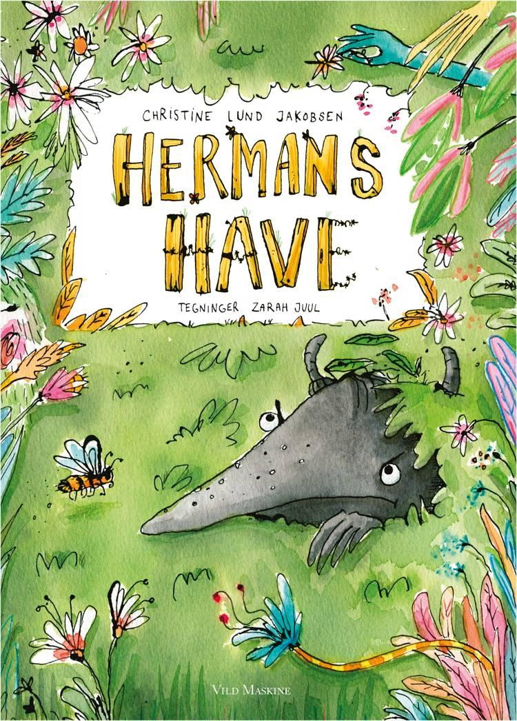 Hermans have af Christine Lund Jakobsen