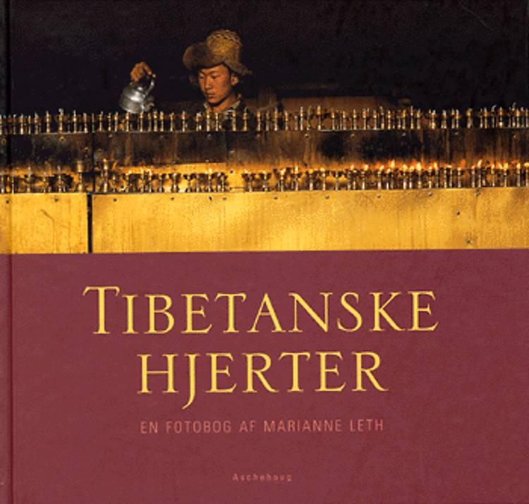 Tibetanske hjerter af Marianne Leth