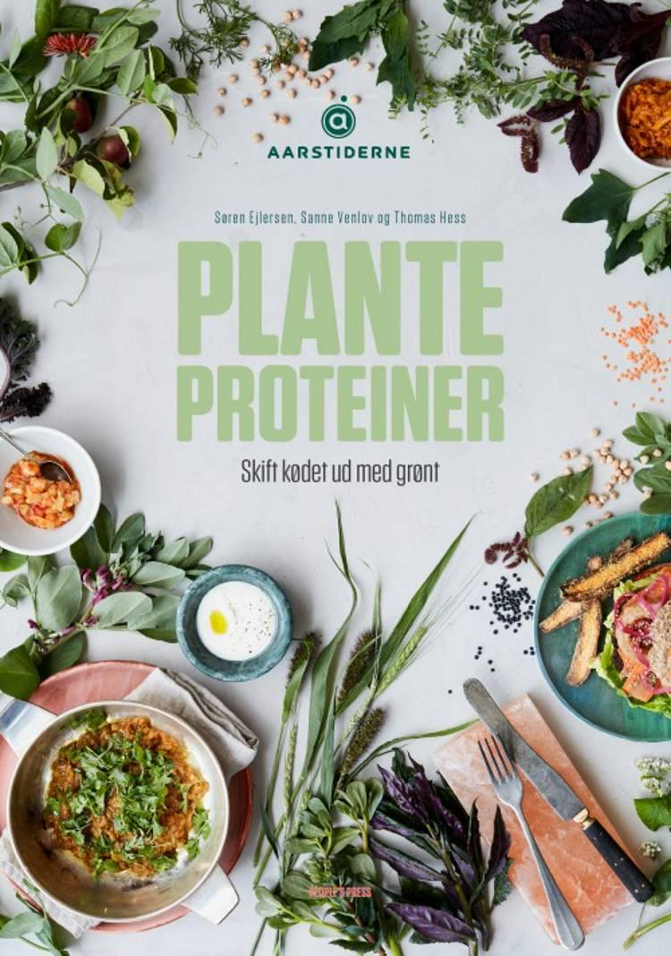 Planteproteiner af Søren Ejlersen, Thomas Hess og Susanne Holden Vennelov m.fl.