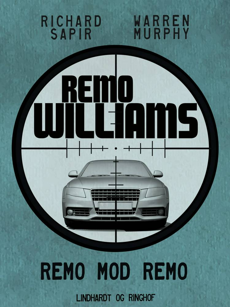 Remo mod Remo af Warren Murphy og Richard Sapir m.fl.