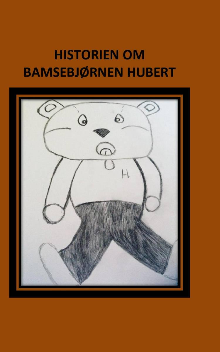 Historien om bamsebjørnen Hubert af Merethe Haue